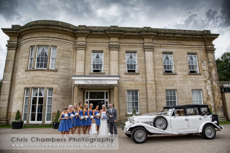 The Mansion House Rounday Wedding photographs - Leeds wedding photographers