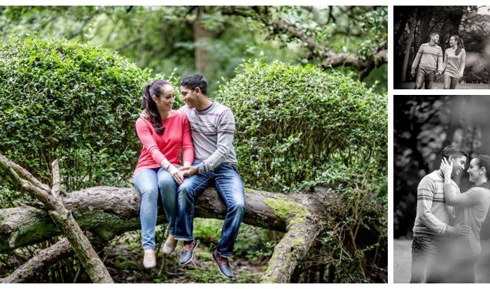 Jade and David's pre-wedding photo shoot at Woodlands Hotel Leeds | Yorkshire Wedding Photography | Leeds Wedding Photographer