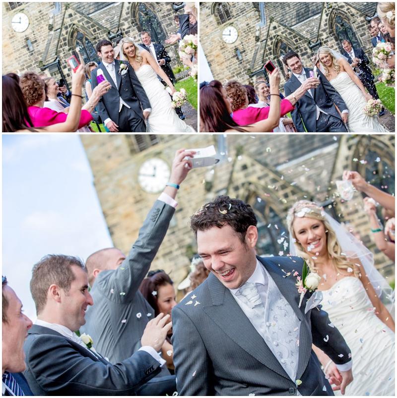 Oulton Hall weddings - Award winning Yorkshire wedding photographer