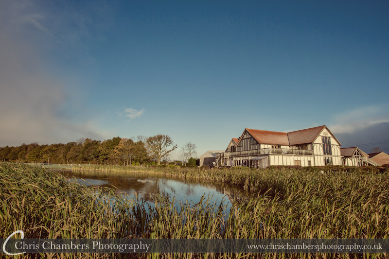 Sandburn Hall wedding photography - York wedding photographer