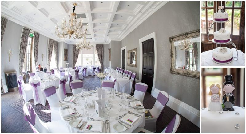 Oulton Hall Weddings. Leeds wedding venue.