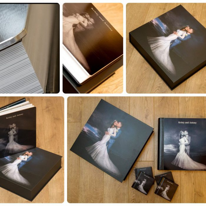 Allerton Castle exclusive storybook wedding album - our latest studio sample album | North Yorkshire Wedding Photography | Allerton Castle Wedding Photographer