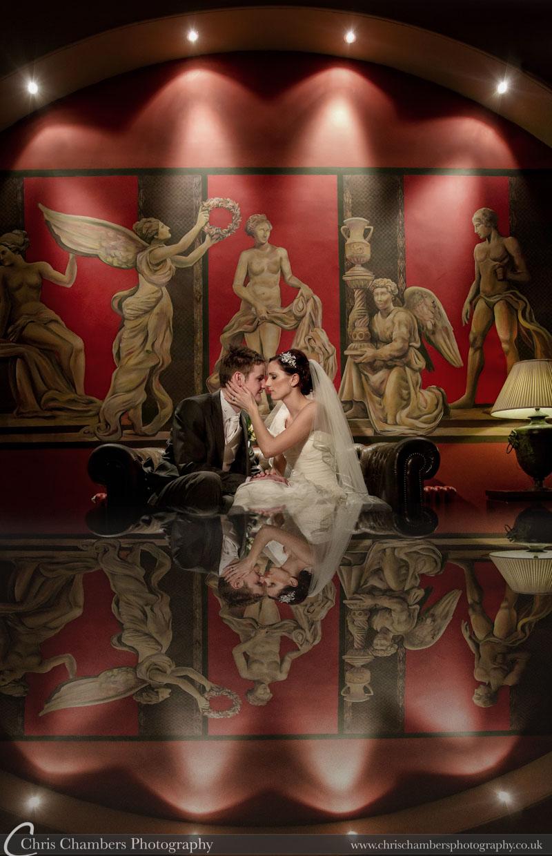 Yorkshire wedding photography from award winning wedding photographer Chris Chambers