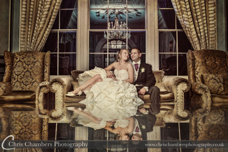 Yorkshire wedding photography from award winning wedding photographer Chris Chambers