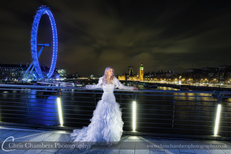 London Eye wedding photography