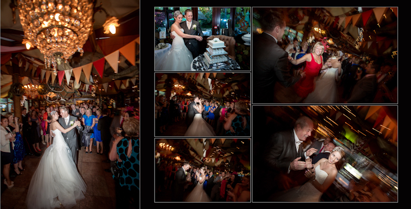 Crab Manor wedding photograph - Crab and Lobster North Yorkshire