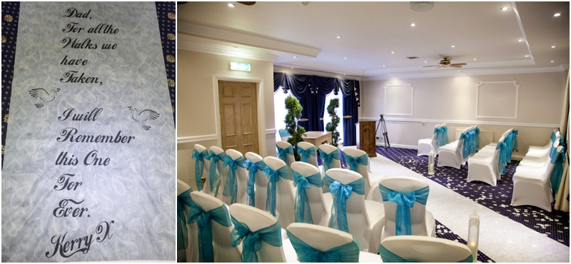 Waterton Park Hotel Wakefield wedding venue