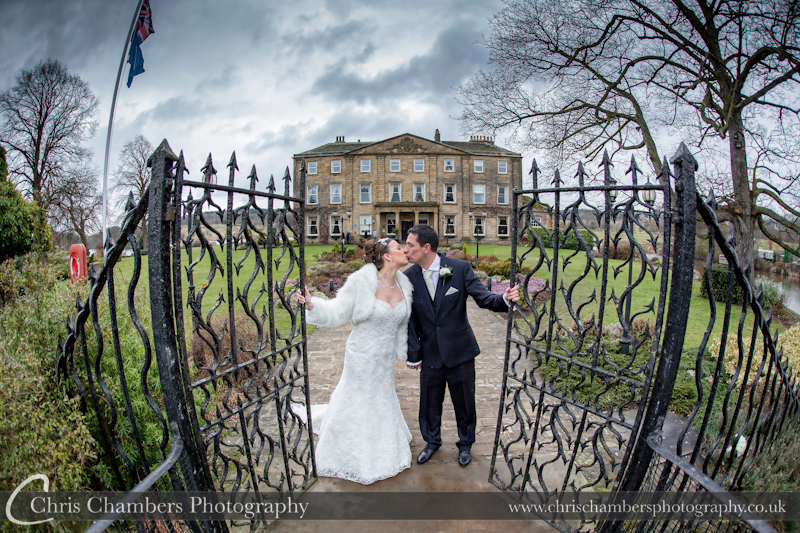 Walton Hall Waterton Park Wakefield wedding photography