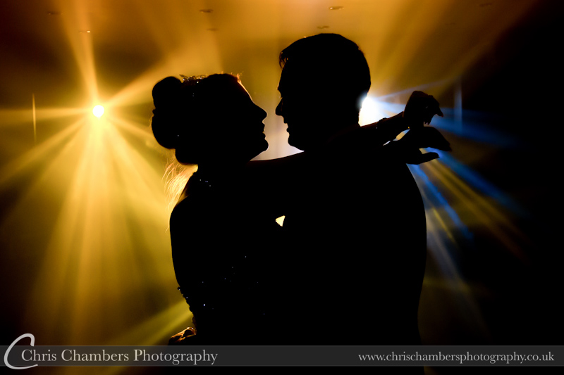 First Dance wedding photography Waterton Park Hotel Wakefield