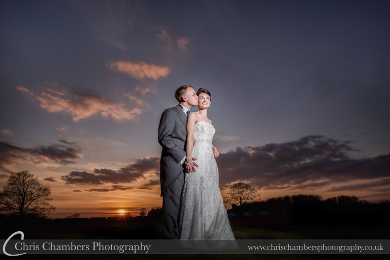 Allerton Castle wedding - Award winning wedding photography