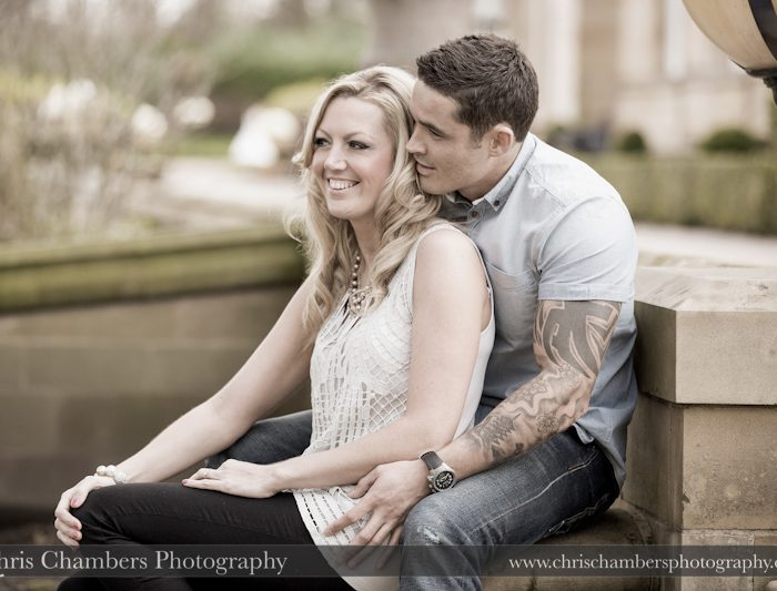 Oulton Hall Pre-wedding photo shoot - Chris and Rachel's pre wedding shoot | Leeds Wedding Photographer | Woodlands wedding photographer