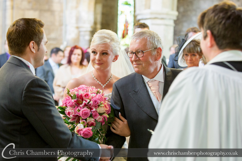 Brayton Church Selby wedding photography