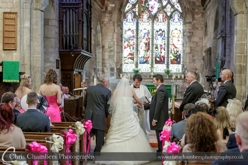 York Pavilions hotel wedding photography from award winning photographer Chris Chambers