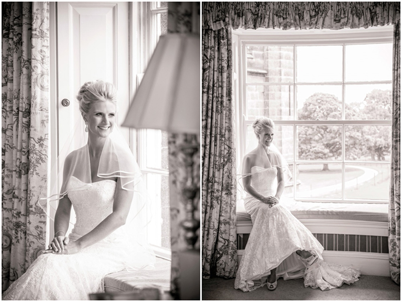 Swinton park wedding photography from award winning wedding photographer Chris Chambers