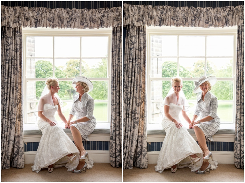 Swinton Park wedding photographs