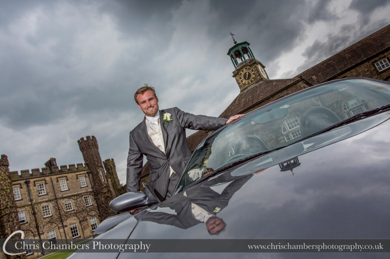 Swinton Park North Yorkshire. Wedding photography