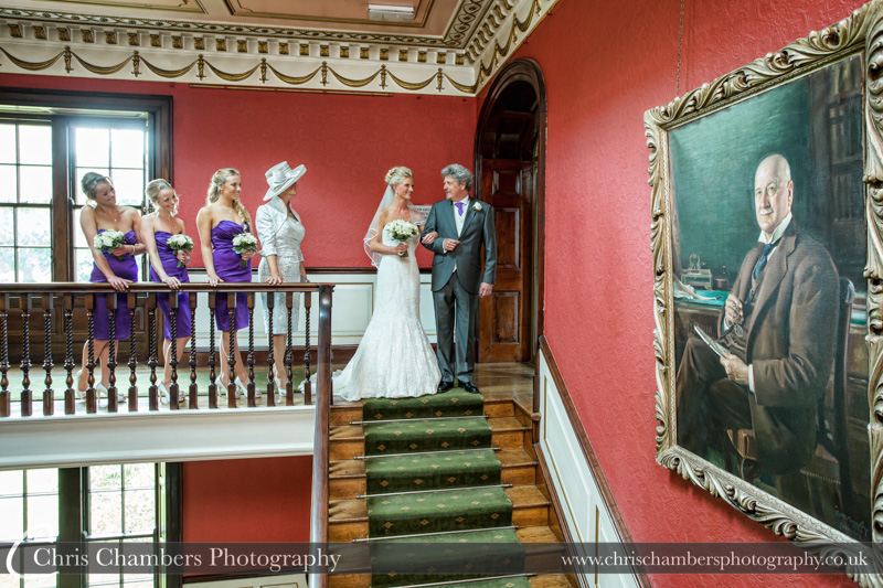 Wedding photography and Swinton Park weddings