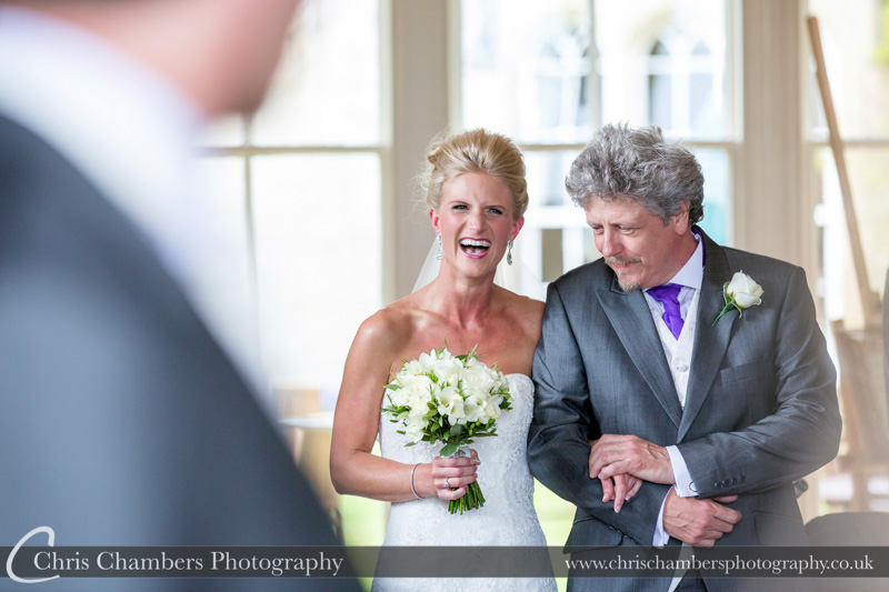 Swinton Park wedding photos