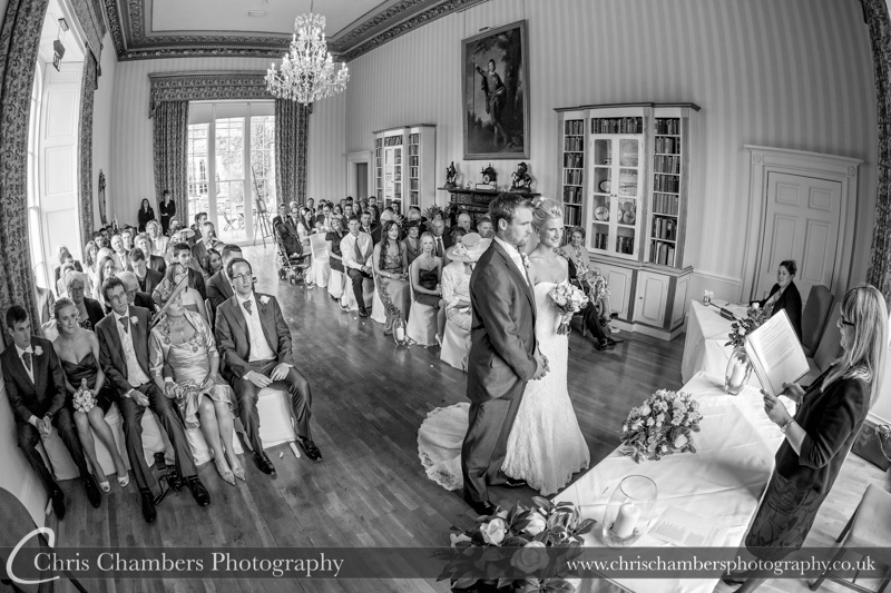 Wedding photography Swinton Park. Swinton Park wedding photographs