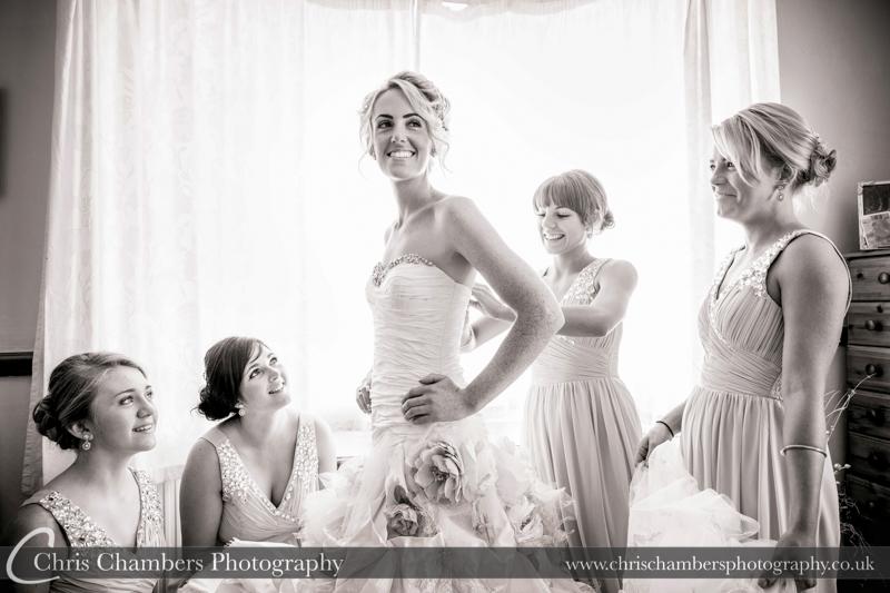 Walton Hall Wedding photography wakefield
