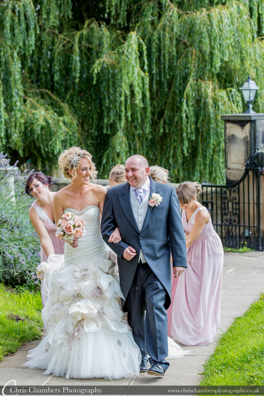 Swinton castle wedding