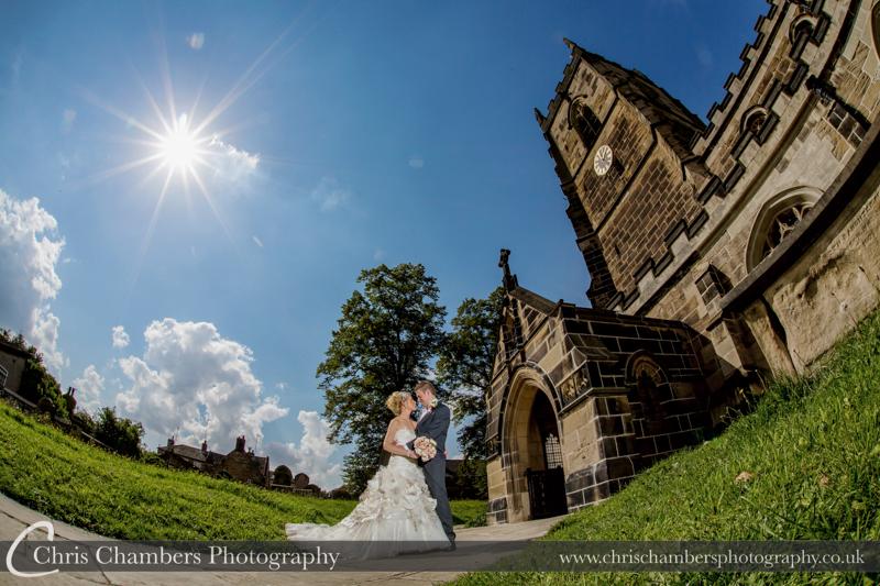 Badsworth Church wedding photography