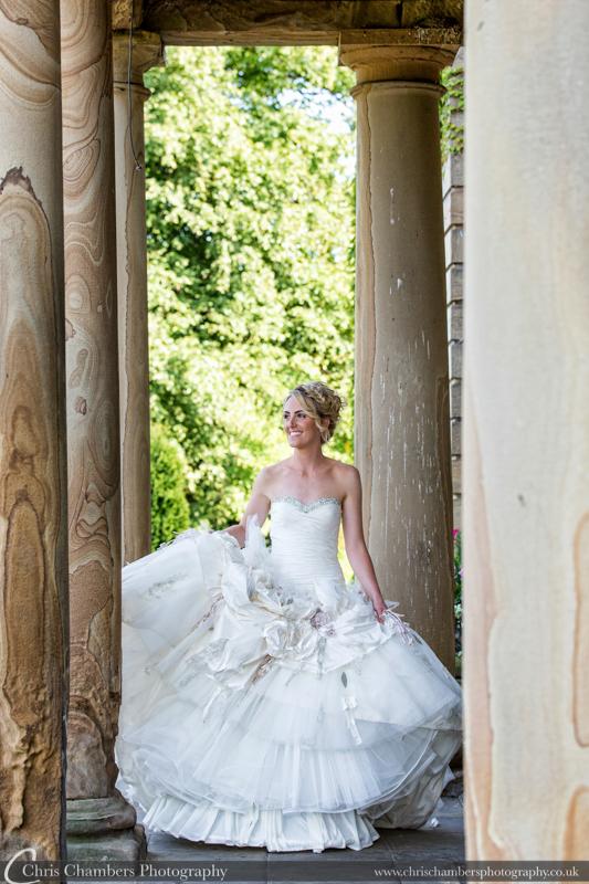 Walton Hall and Waterton Park Hotel weddings