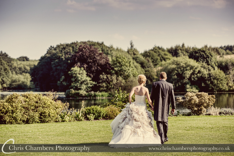 Waterton Park Hotel wedding Wakefield