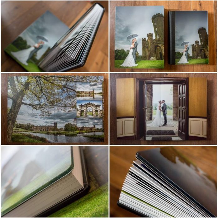 Swinton Park Storybook Wedding Album - Mark and Mollies Swinton Park Wedding Photography | Swinton Park Wedding Photographer | Masham Wedding Photography