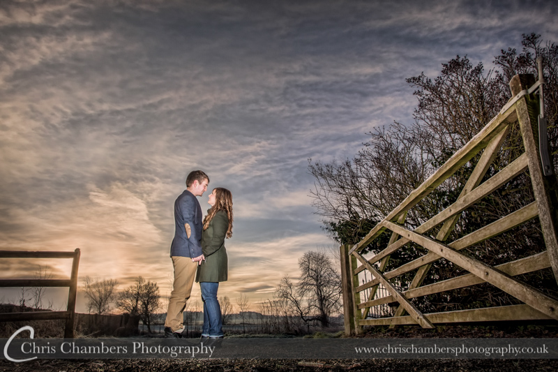 Hodsock Priory wedding photography - Pre-wedding shoot at Hodsock Priory