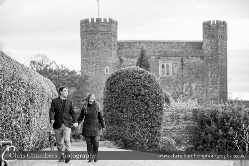 Hodsock Priory wedding photography - pre-wedding photo shoots