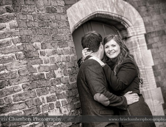 Hodsock Priory Pre-wedding photo shoot - Marie and Sean's Engagement Shoot at Hodsock Priory | Hodsock Priory Wedding Photographer