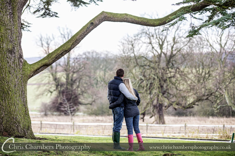 Pre-wedding shoot for Middleton Lodge wedding photography - award winning wedding photography from Chris Chambers Photography