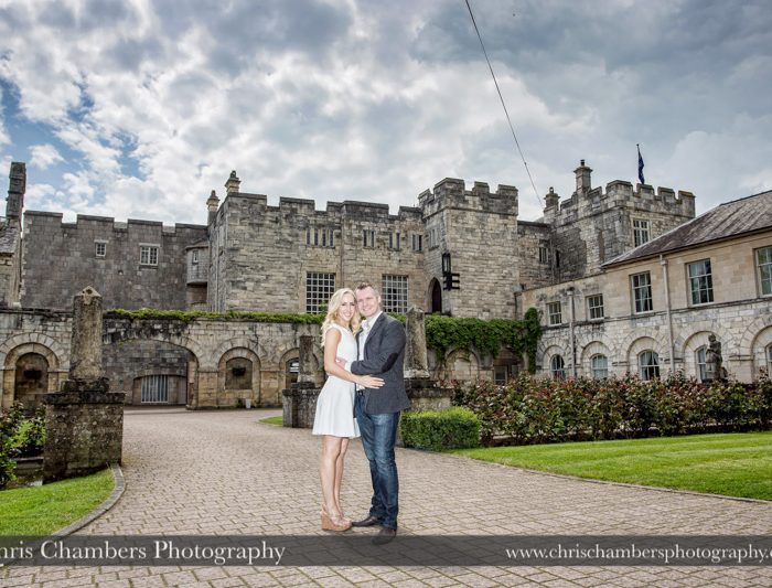 Hazlewood Castle Pre-wedding Photoshoot - Lisa and Ian's engagement shoot at Hazlewood Castle | North Yorkshire Wedding Photography