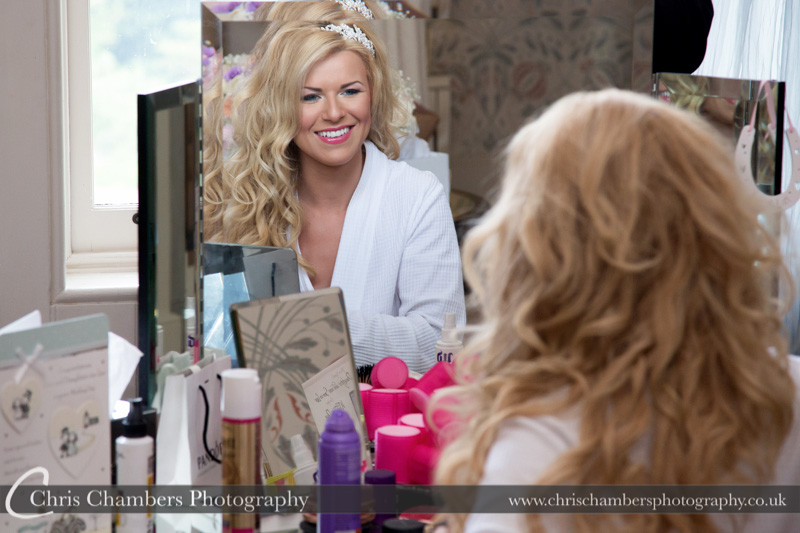 Award winning wedding photography at Hodsock Priory in Nottinghamshire