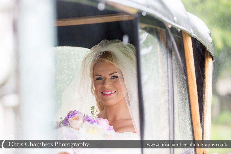 St Mary's church in Blyth Nottinghamshire - wedding photographer at Hodsock Priory and Blyth Church