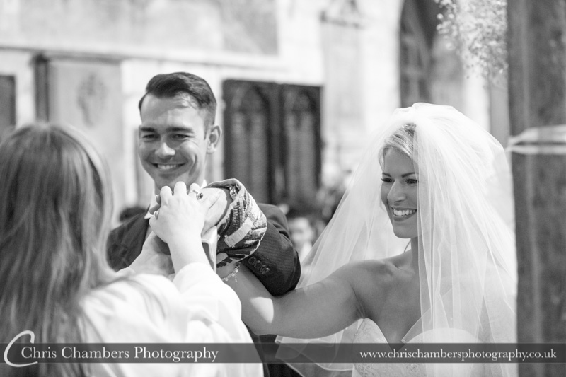 St Mary's Church in Blyth Nottinghamshire - wedding photographer at Blyth and Hodsock Priory.