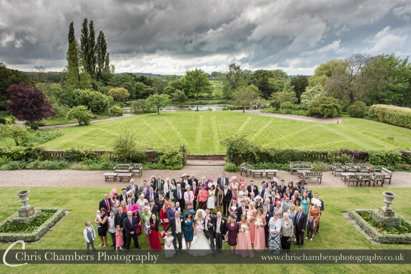 Hodsock priory wedding photographers