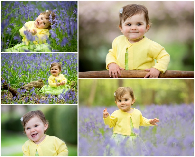 Portrait photography mini sessions at Hazlewood Castle