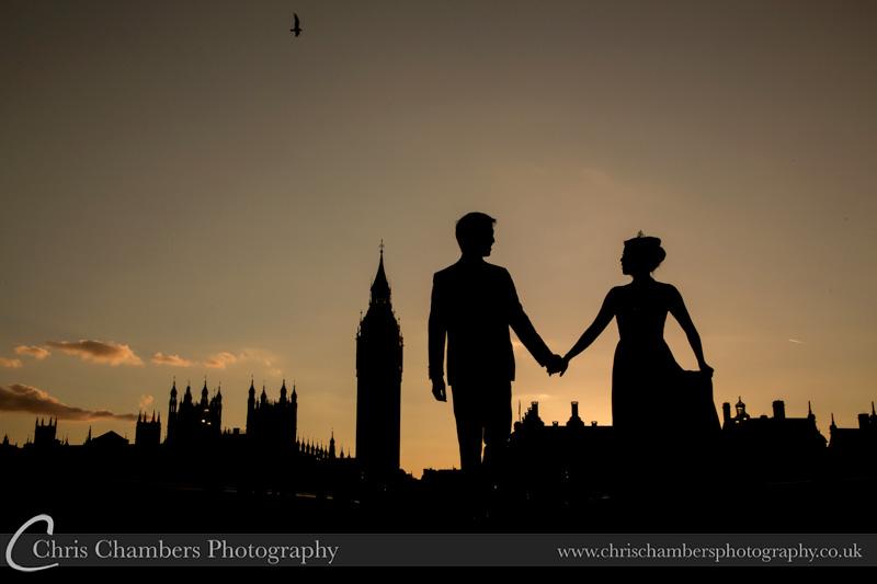 London pre-wedding photography - London wedding photographs