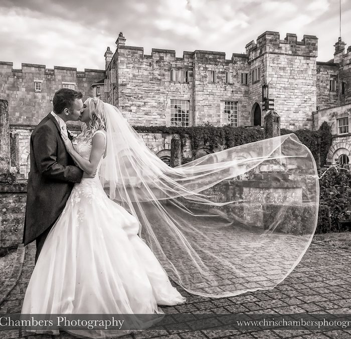 Ian and Lisa's Hazlewood Castle Wedding Photography | Hazlewood Castle weddings | North yorkshire wedding photographer