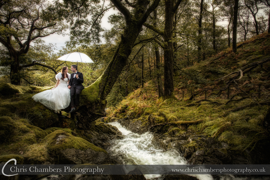 wedding photographer Cumbria - Lake district weddings