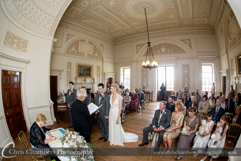 Nostell Priory Wedding Photography