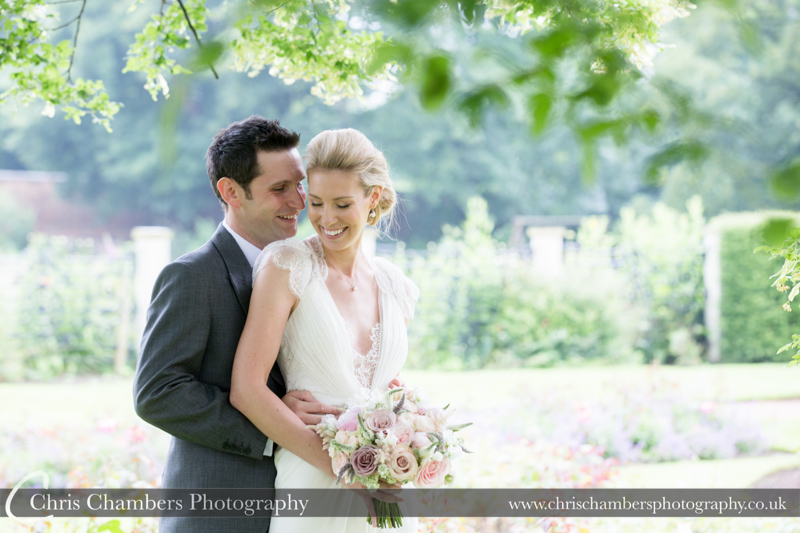 Wedding photography taken at Nostell Priory