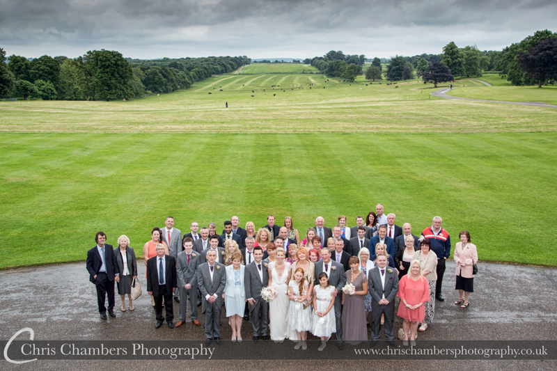 Wedding Photography of Nostell Priory