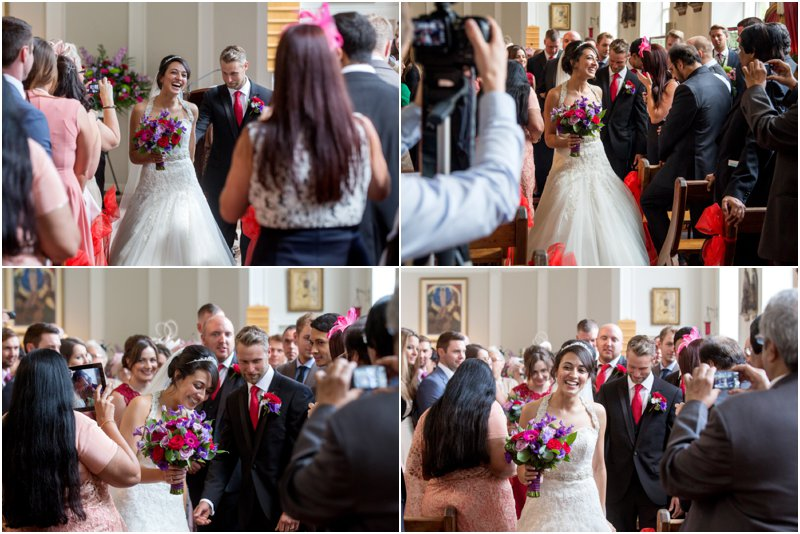 Wedding Photographs at Rudding Park