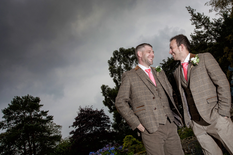 Holdsworth House Wedding Photographs