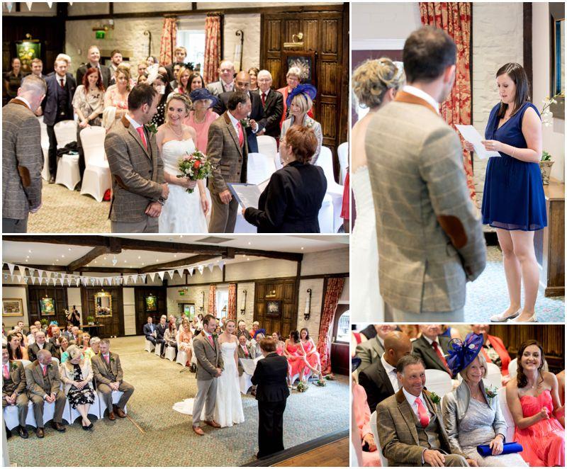 Holdsworth House Wedding Photographs