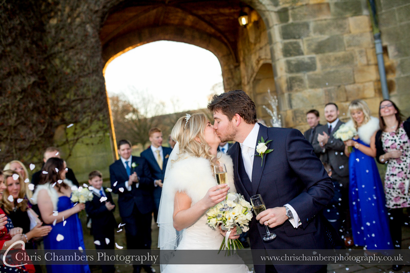 Wedding Photography at Swinton Park
