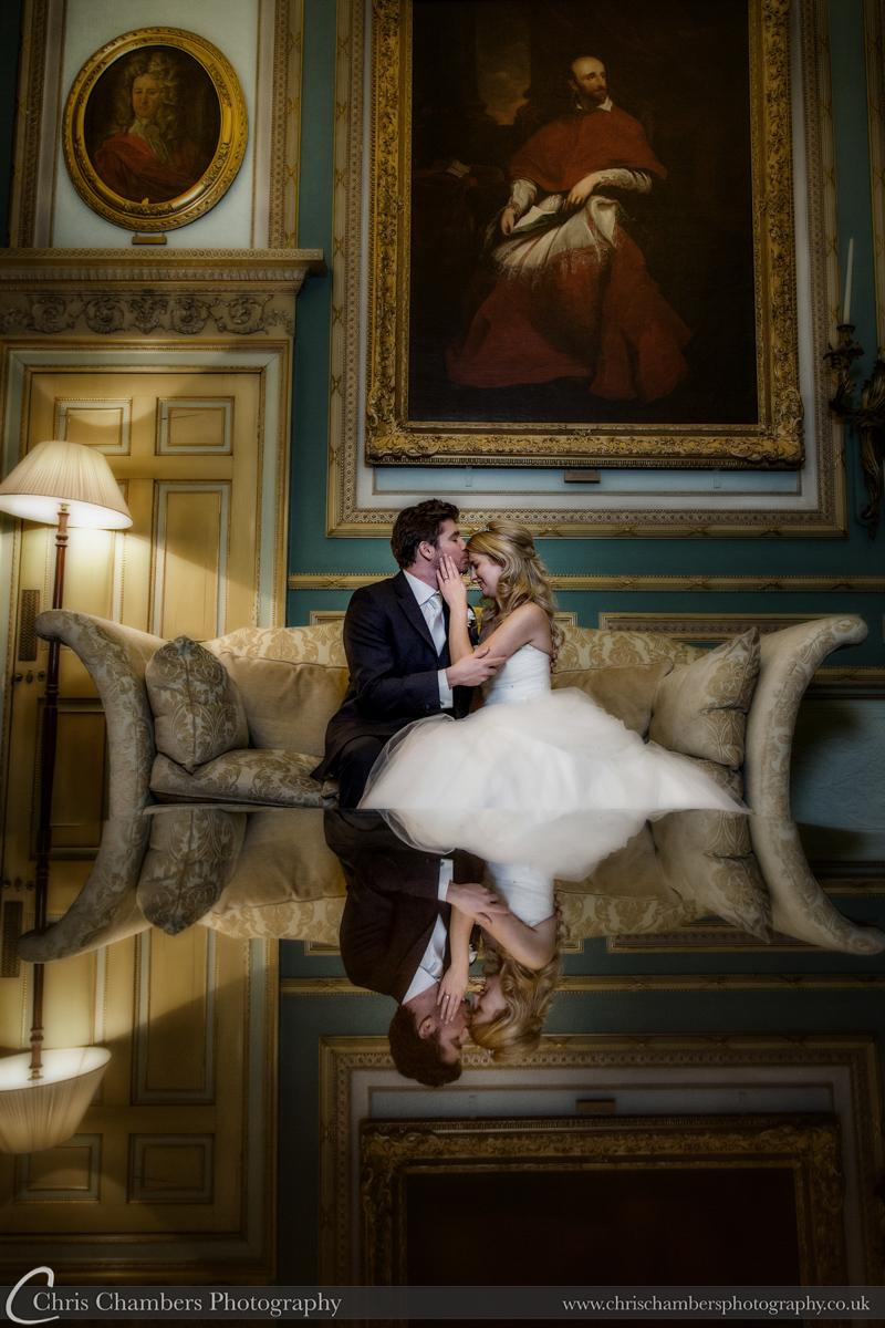 Wedding Photographs taken at Swinton Park